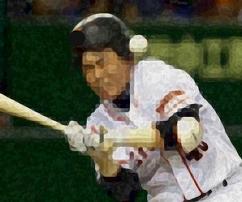 コントロールを失って打者にデッドボールを与える