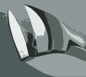 ニッパ式爪切りの刃