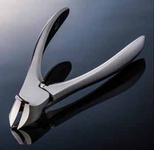 ニッパ式爪切り